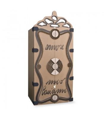 Armadio in cartone KISS
