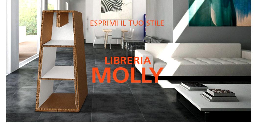 Arredamento in cartone e mobili ecologici for Regalo mobili monza